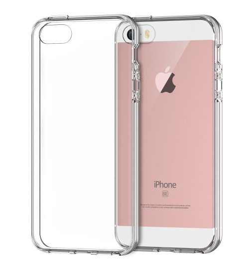 iPhone 5/5C/5S/SE Transparent Case