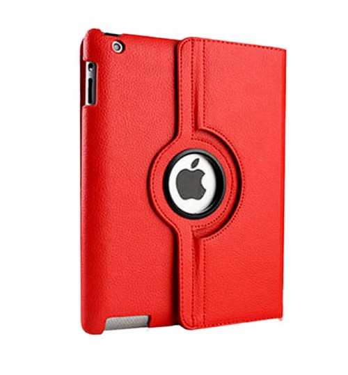 iPad 2/3/4 360 Degrees Rotating Leather Case