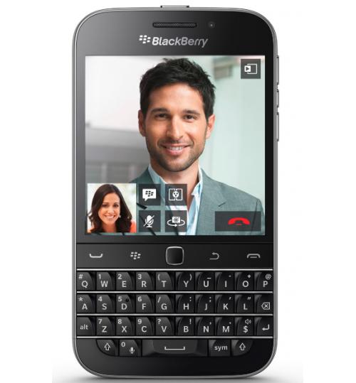 Blackberry Classic Grade A (Unlocked)