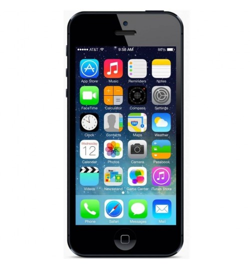 iPhone 5 16GB Grade A (Unlocked)
