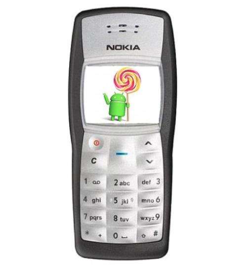 Nokia 1100 Grade A (Unlocked)