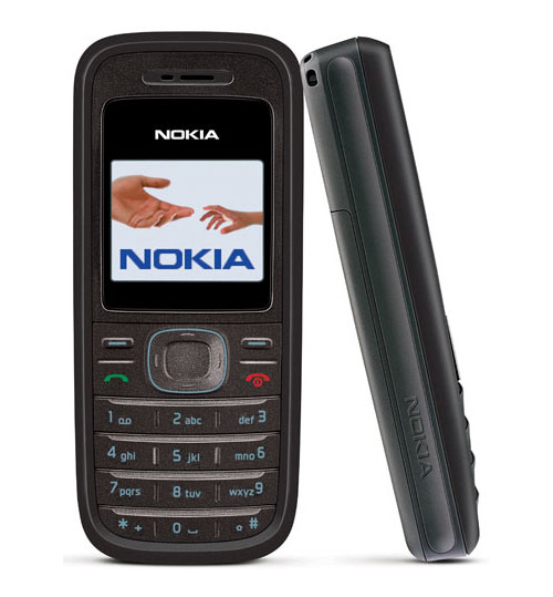 Nokia 1208 Grade A (Unlocked)