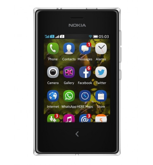 Nokia Asha 500 Grade A (Unlocked)