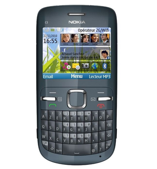 Nokia C3-00 Grade A (Unlocked)