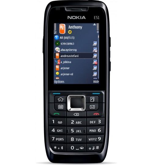 Nokia E51 Grade A (Unlocked)