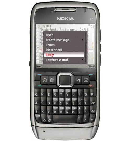 Nokia E71 Grade A (Unlocked)